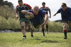 Rugby Collides with High-Tech to help prevent concussions