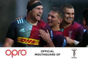 PROTECHT to work with Harlequins